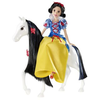 Disney Princess SPARKLING PRINCESS® Snow White Doll and Royal Horse