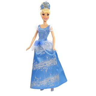 Disney Princess SPARKLING PRINCESS® Cinderella Doll   Shop.Mattel