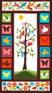Tree Of Life Flannel   Discount Designer Fabric   Fabric