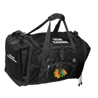 NHL Team Logo Duffel Roadblock Duffel Bag at Brookstone—Buy Now
