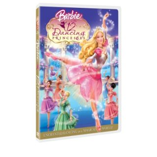 BARBIE™ in The 12 Dancing Princesses DVD   Shop.Mattel