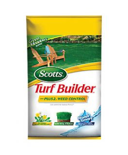 Scotts® Turf Builder® with Plus 2® Weed Control Without Phosphorus
