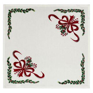Moda Home Candy Cane Napkin   Discount Designer Fabric   Fabric