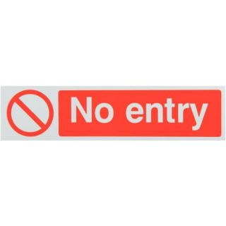 No Entry Sign   Health & Safety Signs   Workwear  Tools, Electrical