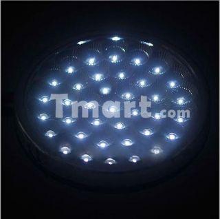 37 LED Interior Dome Light Lamp White   Tmart