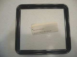 NOS German Wurlitzer Jukebox Coin Door Frame Part# 43740300200
