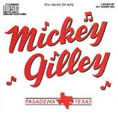 Ten Years of Hits by Mickey Gilley CD, Aug 1986, Epic USA