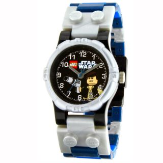 LEGO Star Wars Han Solo Watch with Mini figure at Brookstone—Buy Now