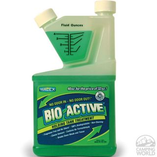 BioActive Holding Tank Treatment   40 oz   Walex Products Co BIO 72240