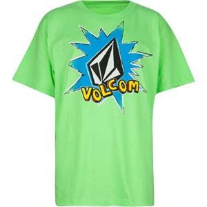 VOLCOM Bust Out Boys T Shirt 197088558  graphic tees