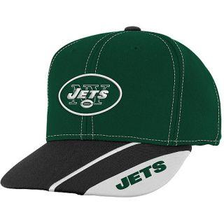 New York Jets Youth Hats Youth New York Jets Retro Shape Snapback Hat