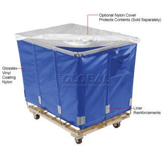 Purchase Dandux Laundry Carts, Box & Basket Truck, Vinyl Bulk Cart, C