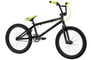 An entry level BMX from Mongoose, but the parts say otherwise. The