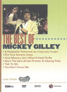 Mickey Gilley   Best Of DVD, 2004