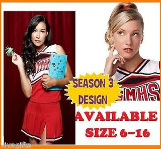 99c auction GLEE Cheerleader Costume M/L BARGAIN FACTORY SECONDS read