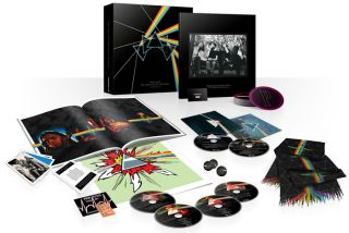 PINK FLOYD, The Dark Side of the Moon   Immersion Edition (3 CD + 2