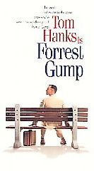 Forest Gump (1995) Tom Hanks, Sally Field   VHS Tape