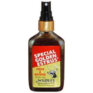 Wildlife Research Center Special Golden Estrus Deer Scent 4 oz