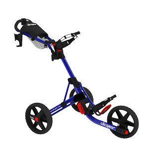 New Accessory Clicgear COOLER BAG for 3 Wheel Golf Cart Model 3.0