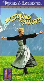 The Sound of Music (VHS, 1996, 2 Tape Set, THX Digital Surround Sound