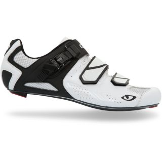 Giro Trans Road Bike Cycling Shoes   White / Black