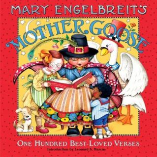 Mother Goose One Hundred Best Loved Verses by Mary Engelbreit 2005