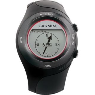410 Black with Heart Rate Monitor Sports GPS Receiver