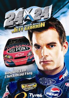 24x24 Wide Open with Jeff Gordon DVD, 2007