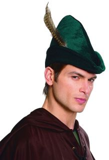 ADULT GREEN RENAISSANCE NOTTINGHAM ROBIN HOOD PETER PAN ELF COSTUMES