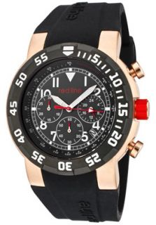 Red Line 50010 RG 01 Watches,Mens RPM Chronograph Rose Gold Tone