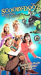 Scooby Doo 2 Monsters Unleashed VHS, 2004