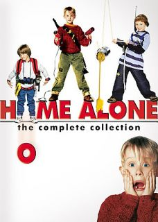 Home Alone   Complete Collection DVD, 2008, 4 Disc Set, Checkpoint