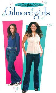 Gilmore Girls The Complete Series Collection DVD
