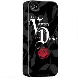 Home » Vampire Diaries » iPhone Cases » Vampire Diaries Logo Black