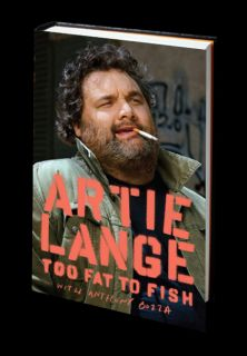 Artie Lange Proof that some people never learn from their mistakes.