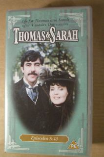 Thomas & Sarah   Upstairs Downstairs   Double VHS Video