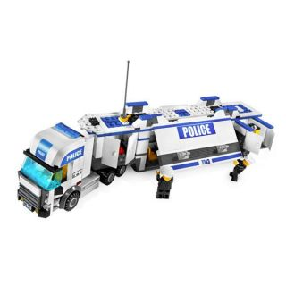 Lego City Police Truck   Great Gifts at Deals Direct