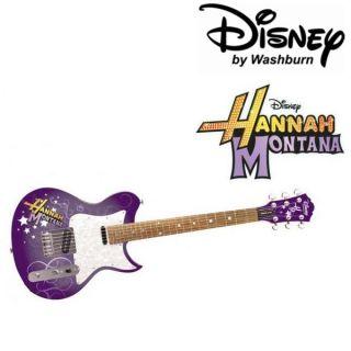 Add Disney Washburn Hannah Montana Electric Guitar   3/4 Size to your