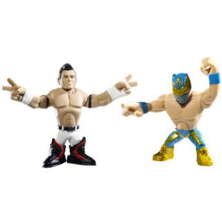 Sorry, out of stock Add WWE Mini Rumblers   Sin Cara and Evan Bourne