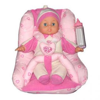 You & Me 12 Baby with Car Seat   Toys R Us   Baby Dolls & Accessories