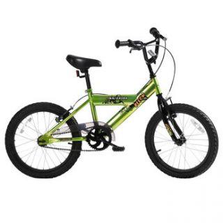 This 18 Avigo Recon BMX bike features an awesome eye catching design