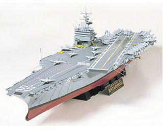Tamiya CVN 65 USS Enterprise 1/350 Aircraft Carrier Model Kit