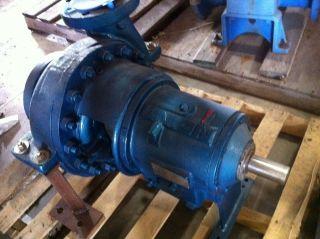 Union 4 x 6 x 14 High Pressure Pump, 703 gpm, 763 head, 3600 rpm