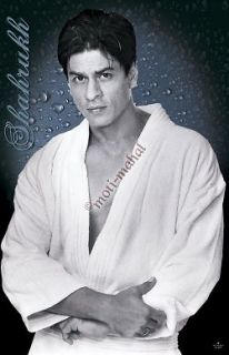 Bollywood Actor Poster / 16.5 x 11 / Shah Rukh Khan / MM99