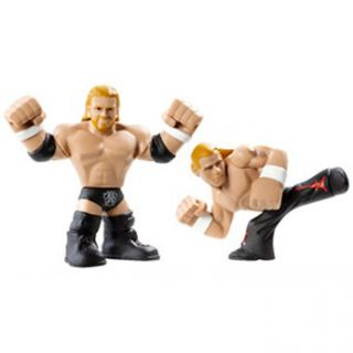 Sorry, out of stock Add WWE Mini Rumblers   Triple H & Shawn Michaels
