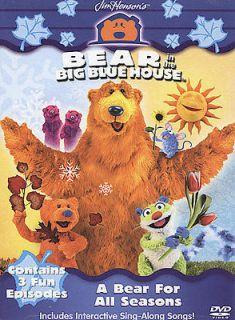 bear in the big blue house dvd in DVDs & Movies