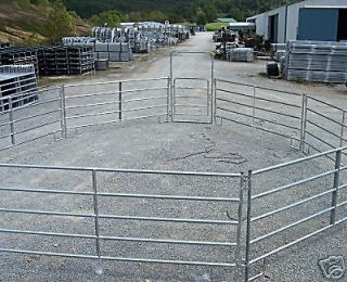 Feedlot Panel Cattle 16 Ft L X 50 In H 3502077 Tractor