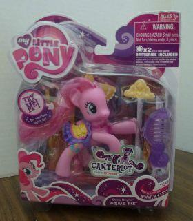 My Lile Pony Canerlo Pinkie Pie   Ligh up Wings NIP arge