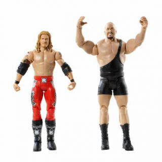 Sorry, out of stock Add WWE 2 Pack Figure   Edge vs Big Show   Toys R
