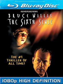 The sixth sense blu ray disc 2008